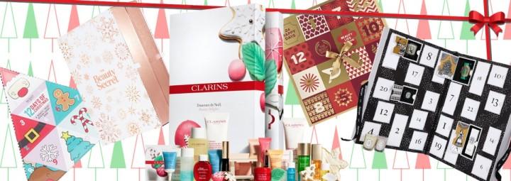 I migliori beauty calendari dell'avvento 2016